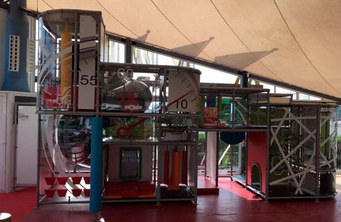 Ver trabajo: McDonald's de la Univ. de Alicante