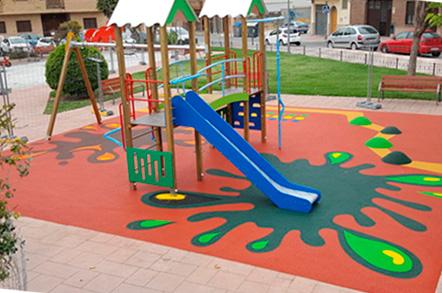 Ver trabajo: Parques de Paterna