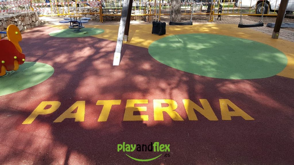 Pavimento - PlayAndFlex
