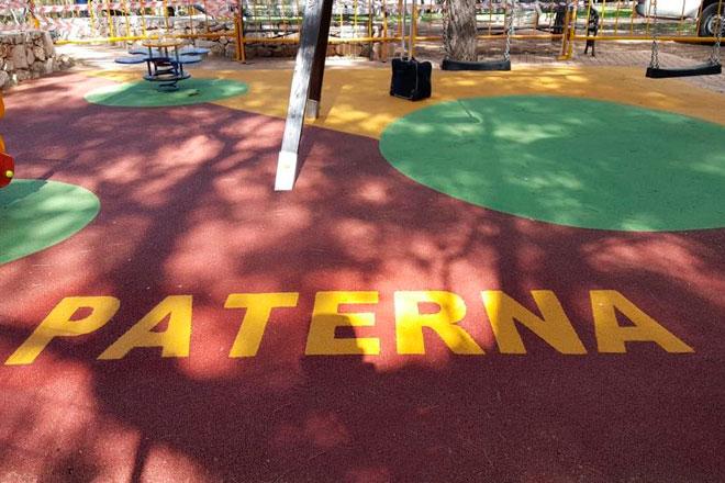 Ver trabajo: Parque infantil en Paterna