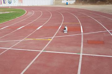 Ver trabajo: Pista de atletismo en Benidorm