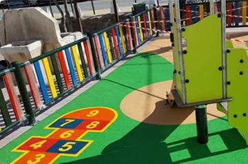 Ver trabajo: Parque en Puente Genil